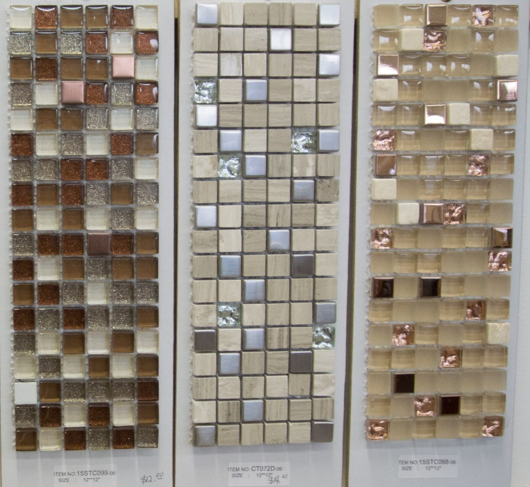 Glass Mosaic Tiles 10