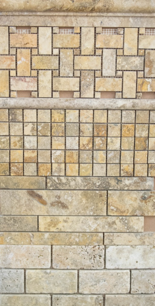 Marble and Travertine Tiles 1