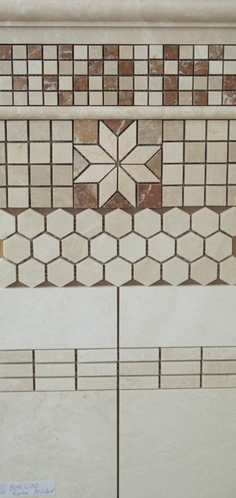 Marble and Travertine Tiles 12
