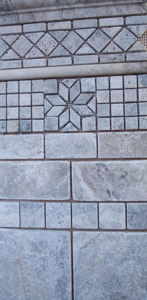 Marble and Travertine Tiles 14