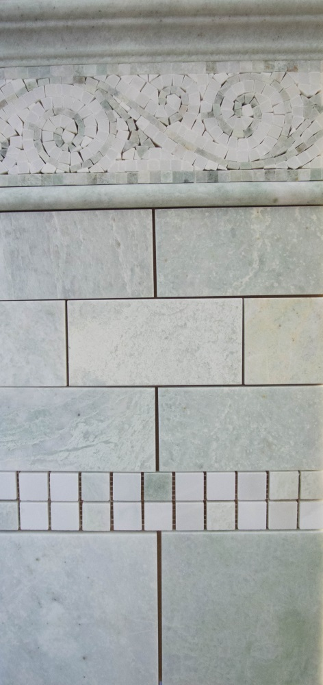 Marble and Travertine Tiles 16