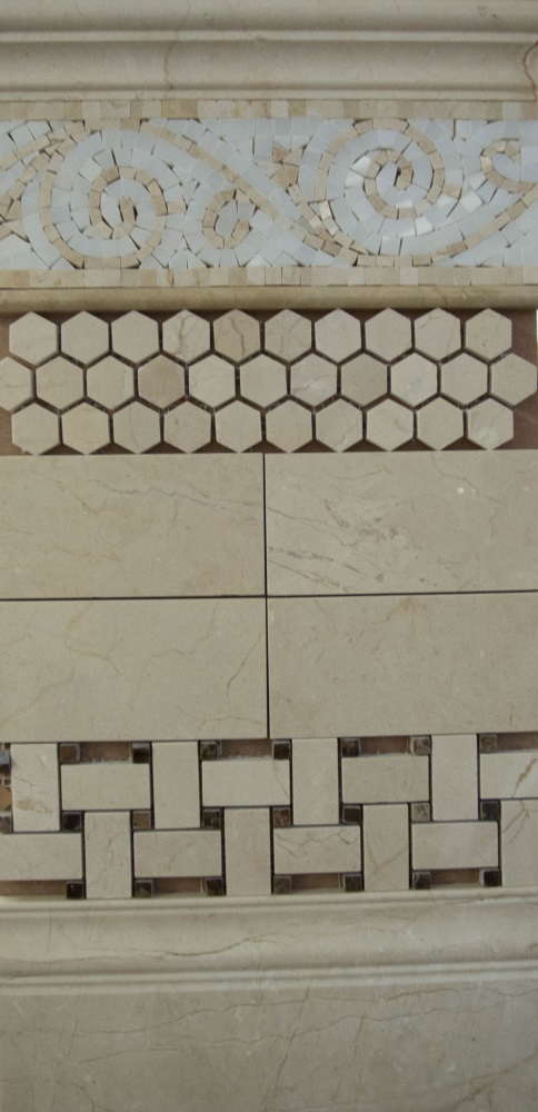 Marble and Travertine Tiles 18