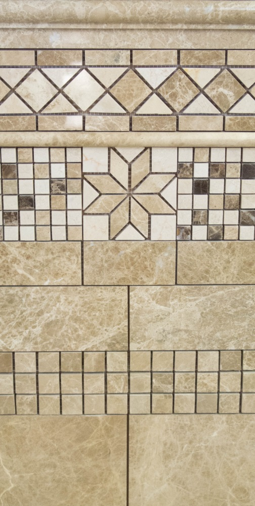 Marble and Travertine Tiles 2
