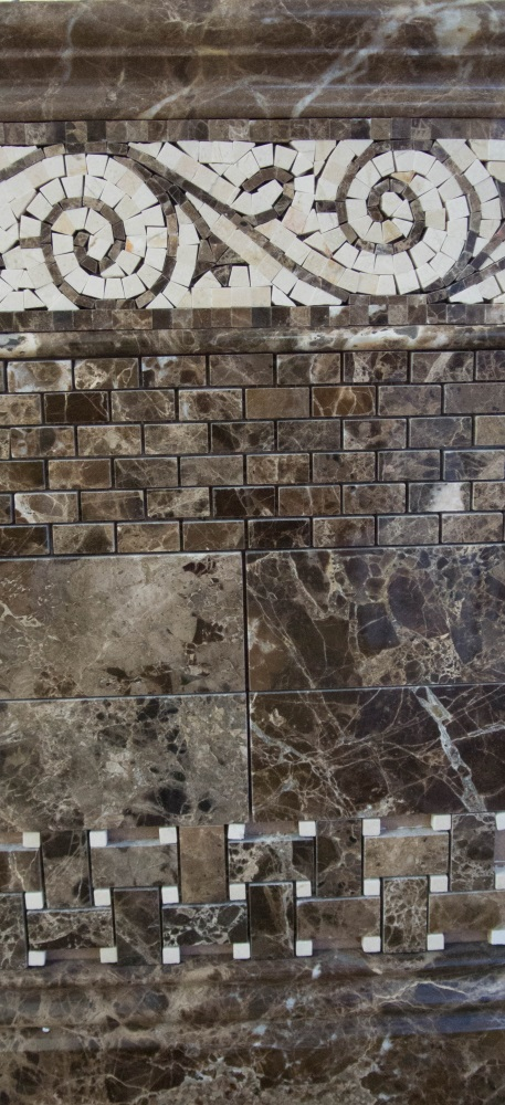 Marble and Travertine Tiles 20