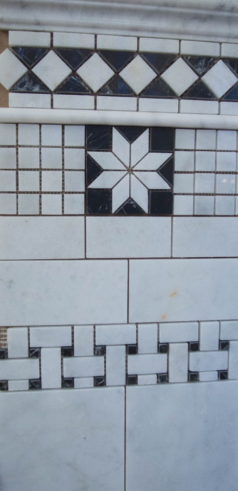 Marble and Travertine Tiles 21