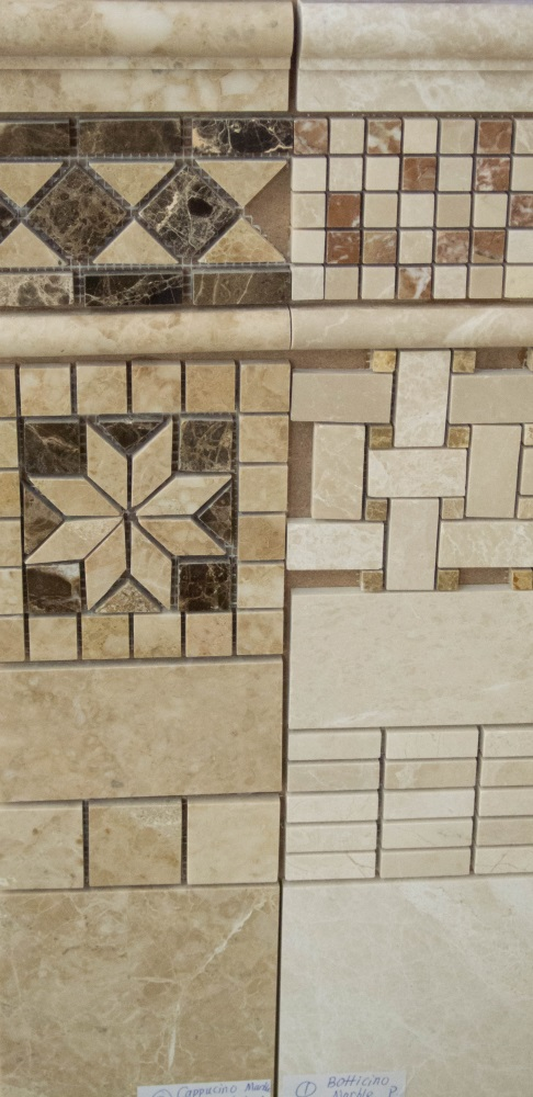 Marble and Travertine Tiles 23