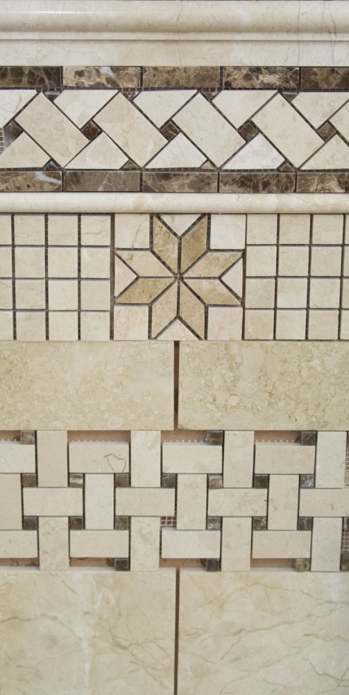 Marble and Travertine Tiles 3