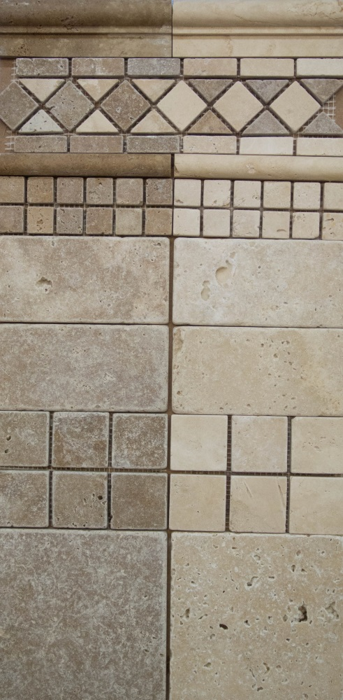 Marble and Travertine Tiles 7